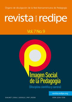 Imagen social de la pedagogía: disciplina científica y carrera